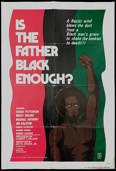 IS THE FATHER BLACK ENOUGH?